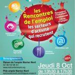 8 octobre 2015 : Les rencontres de l'emploi