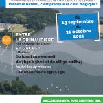 Franchir l'Erdre – octobre 2021
